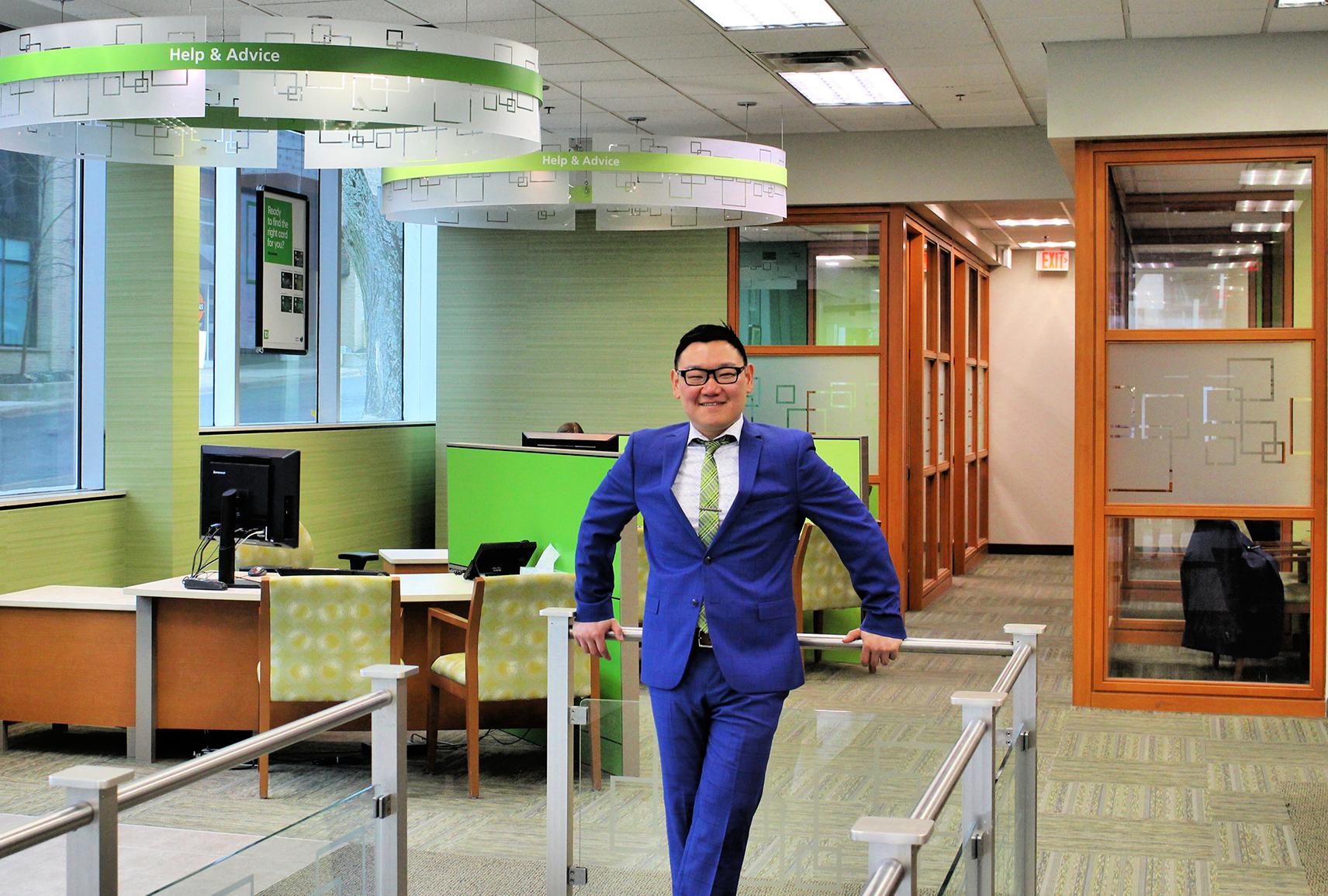 'It's a good place to be': Bank manager Yang Wang on why he loves calling Halifax home – and why you will, too