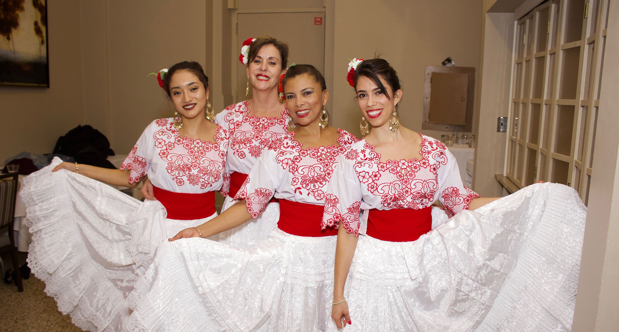 Keeping Hispanic cultural heritage alive, while away