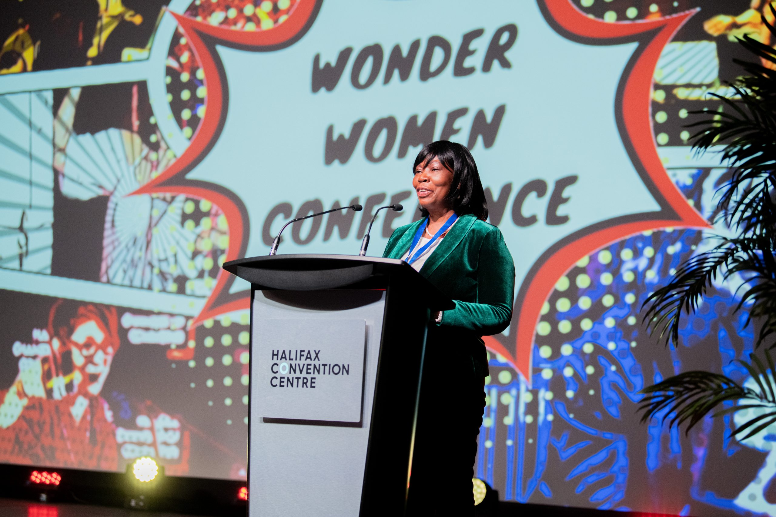 Fifth Halifax Chamber Wonder Women Conference challenges, connects