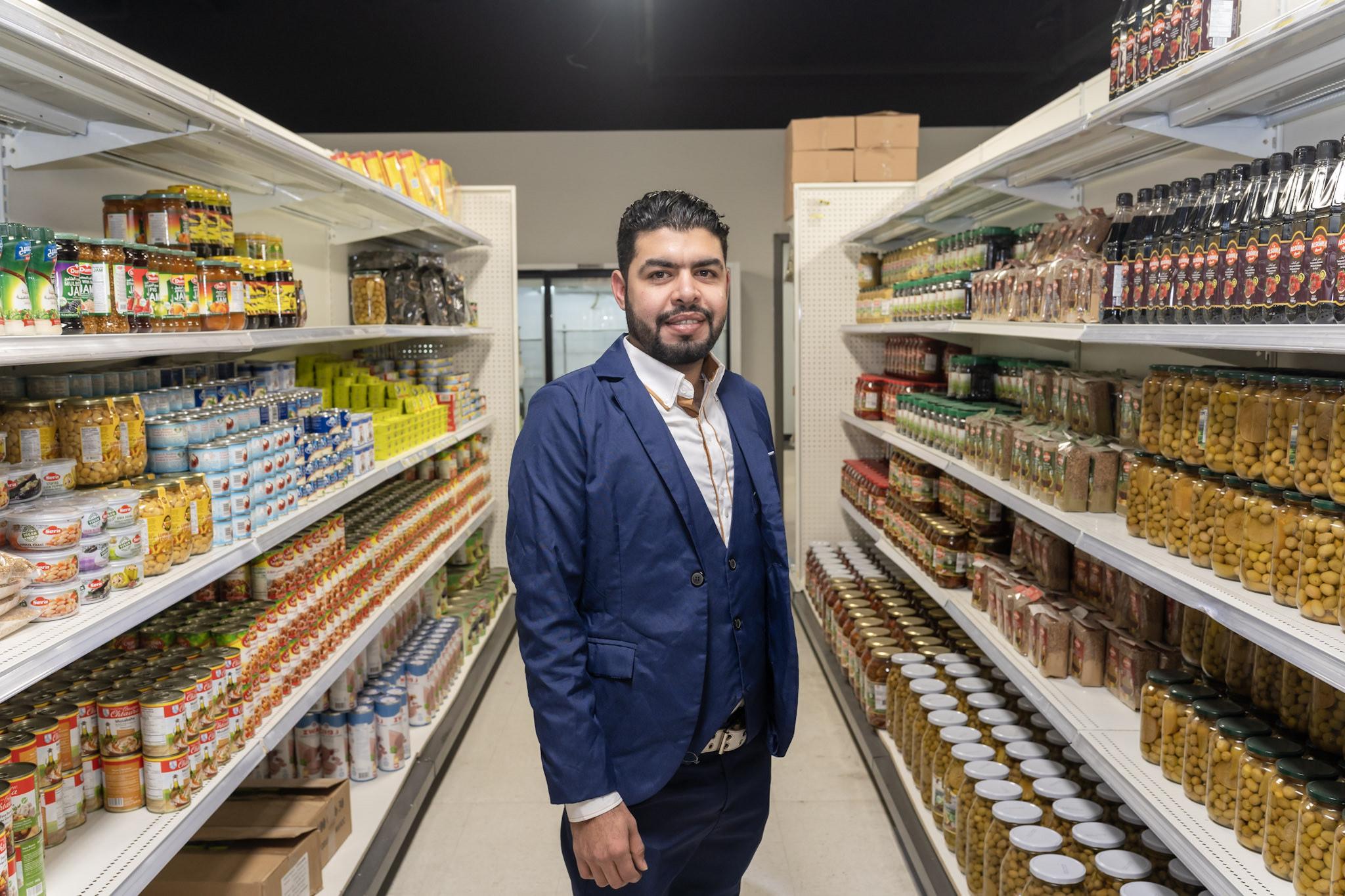 Syriana Market latest venture for serial entrepreneur